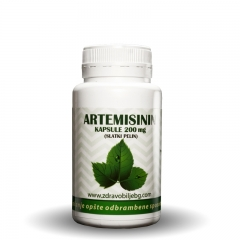 Artemisinin - photo ambalaze