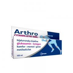 Arthro Complete Gel 100ml - photo ambalaze