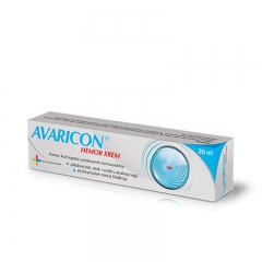 Avaricon Hemor Krem 20ml - photo ambalaze