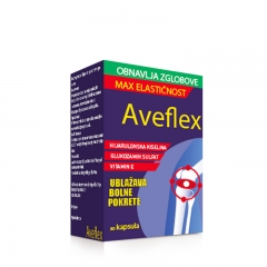 Aveflex 30 kapsula - photo ambalaze