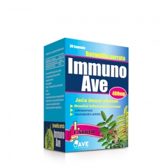 Immuno Ave 30 kapsula - photo ambalaze