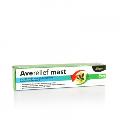 Ave relief mast 15ml - photo ambalaze