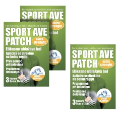 Sport Ave Flasteri 2+1 Gratis - photo ambalaze
