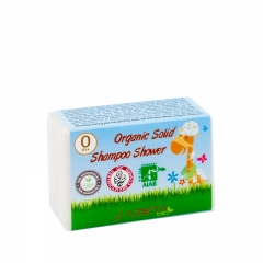 Organic Solid Shampoo Shower 50g - photo ambalaze