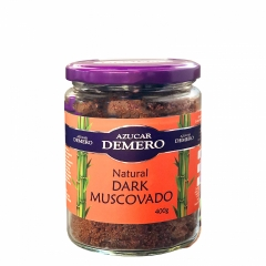 Dark Muscovado šećer 400g - photo ambalaze