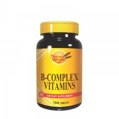 B Kompleks vitamini 100 tableta - photo ambalaze
