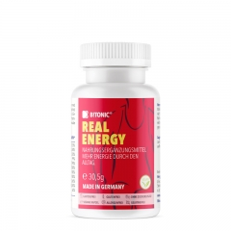Real Energy 60 kapsula - photo ambalaze