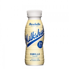 Milkshake Vanilla 330ml - photo ambalaze