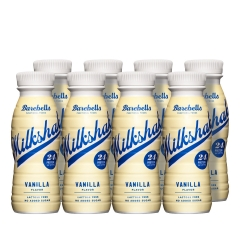 Milkshake Vanilla 8-pack - photo ambalaze
