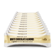 White Chocolate Almond Bar 12-pack - photo ambalaze