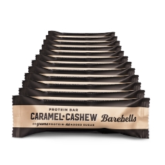 Caramel Cashew Bar 12-pack - photo ambalaze