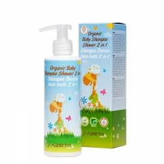 Organic Baby Shampoo 2 in 1 - photo ambalaze