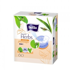 Panty Herbs Sensitive 60 kom - photo ambalaze