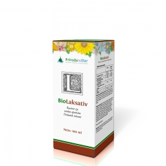 BioLaksativ 100ml - photo ambalaze