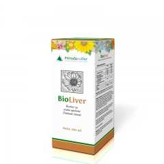 BioLiver 100ml - photo ambalaze