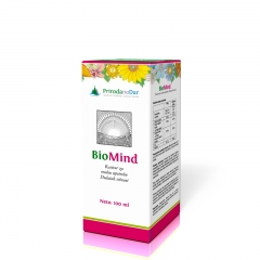 BioMind - photo ambalaze