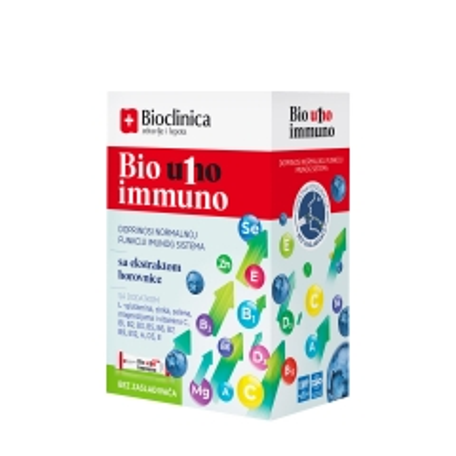 Bio Uno immuno direkt 20 kesica - photo ambalaze
