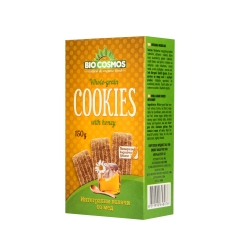 Cookies krekeri 150g - photo ambalaze