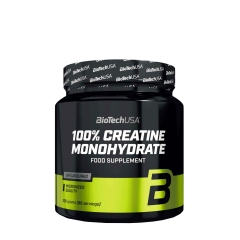 100% Creatine Monohydrate 300g - photo ambalaze