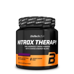 Nitrox Therapy pre-workout formula grožđe 340g - photo ambalaze