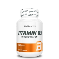 Vitamin D3 2000IU 60 tableta - photo ambalaze