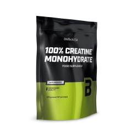 100% Creatine Monohydrate 500g - photo ambalaze