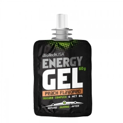 Enery Gel breskva 60g - photo ambalaze