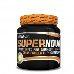 Supernova pre-workout formula kruška/jabuka 282g - photo ambalaze