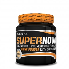 Supernova pre-workout formula dinja 282g - photo ambalaze