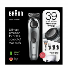 Beard Trimmer 7 BT7240 - photo ambalaze