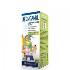 Broncamil - photo ambalaze