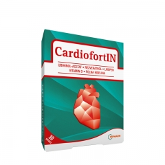 CardiofortIN 30 kapsula - photo ambalaze