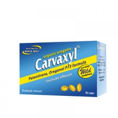 Carvaxyl origano 30 kapsula - photo ambalaze