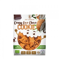 Crazy Coco Choco Cookie 48g - photo ambalaze