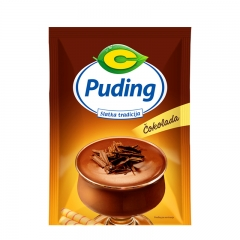 Puding čokolada 49g - photo ambalaze