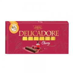 Čokolada Delicadore Cherry 200g - photo ambalaze