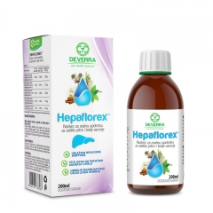Hepaflorex 200ml - photo ambalaze