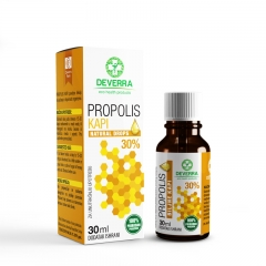 Propolis kapi 30% 30ml - photo ambalaze