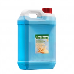 Dezihand alkohol 70% 5l - photo ambalaze
