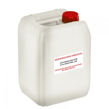 Pinosteril 200 0,5% 10L - photo ambalaze
