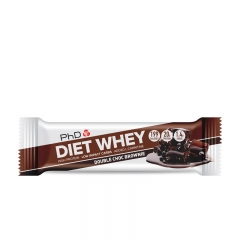 Diet Whey bar dupla čokolada 64g - photo ambalaze