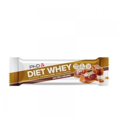 Diet Whey bar karamela 64g - photo ambalaze