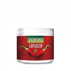 Capsaicin gel 250ml - photo ambalaze