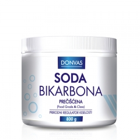 Soda bikarbona 800g - photo ambalaze