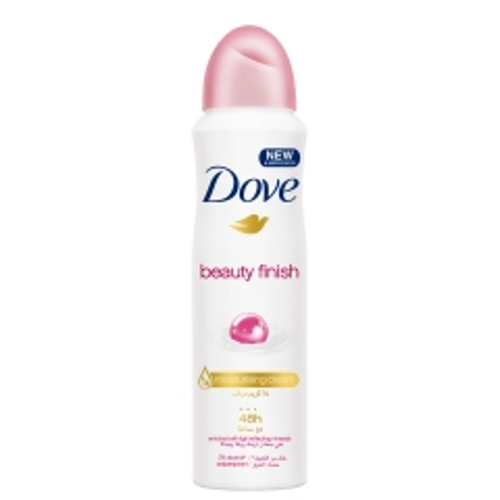 Dezodorans u spreju za žene Beauty Finish 150ml - photo ambalaze