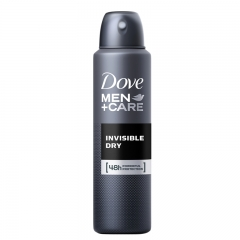 Dove Men Spray Invisible Dry - photo ambalaze