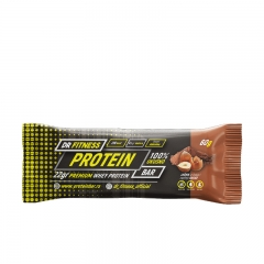 Protein bar lešnik 60g - photo ambalaze