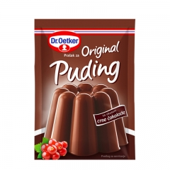 Puding čokolada 47g - photo ambalaze