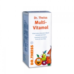 Multi-Vitamol 1+ - photo ambalaze