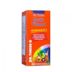 Multi-Vitamol 6+ - photo ambalaze